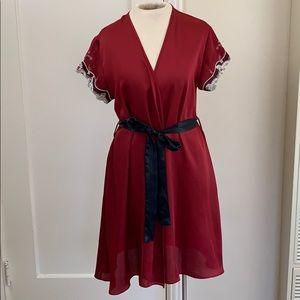Victoria's Secret Collection vintage lingerie robe